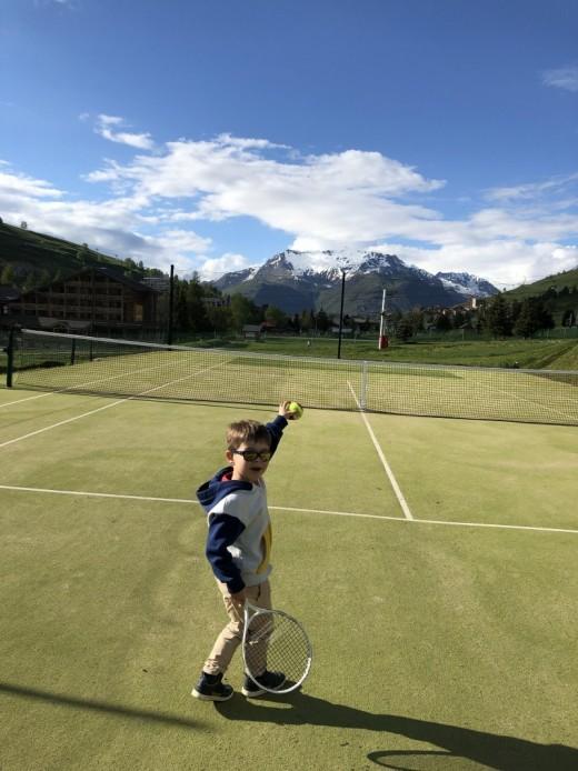 Stage Mini Tennis Les Deux...
