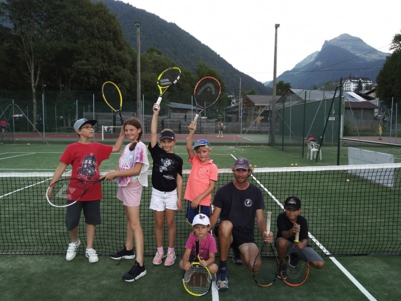 Morzine children course (6-10 y/o) - 1hr30/day
