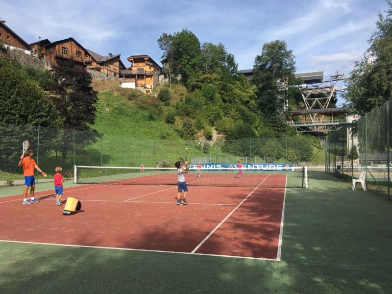 Morzine children course (6-10 y/o) - 3hr/day