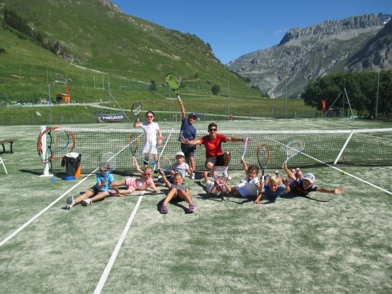 Stage Tennis Multi-Activités Val d'Isère (7-14 ans)