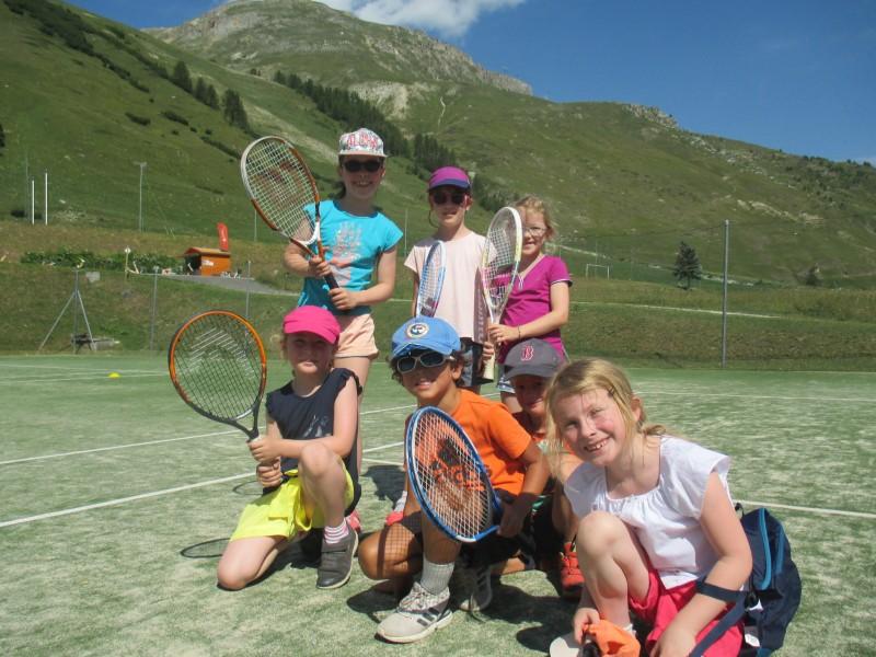 Stage enfants Val d'Isère (6-10 ans) - 1h30/jr