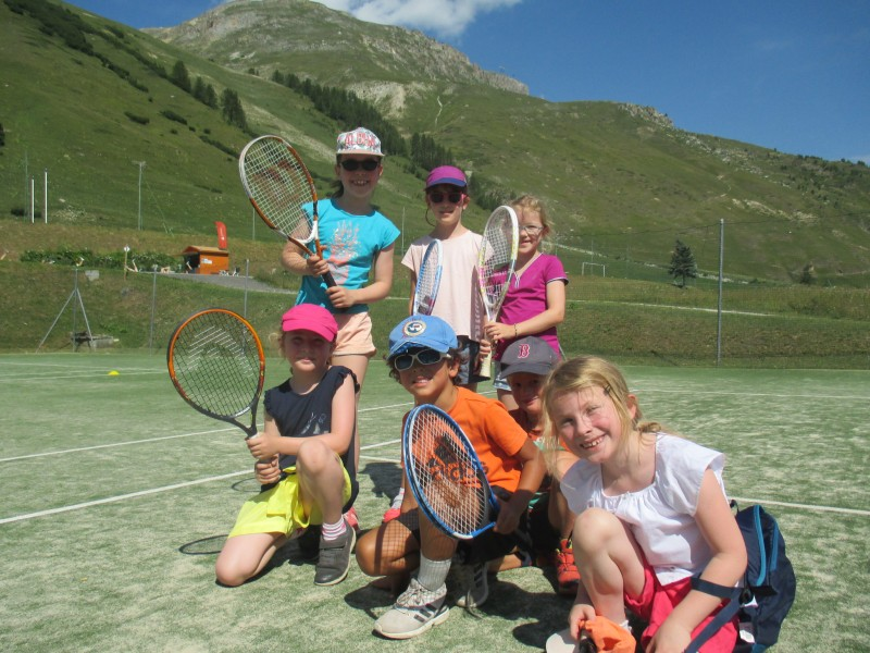 Val d'Isère children course (6-10 y/o) - 1hr30/day