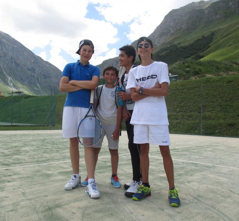 Stage Ados Val d'Isère (11-18 ans) - 3h/jr