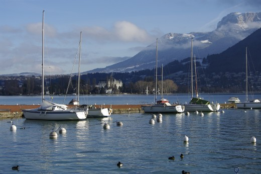 Stage Tennis / Voile Annecy...