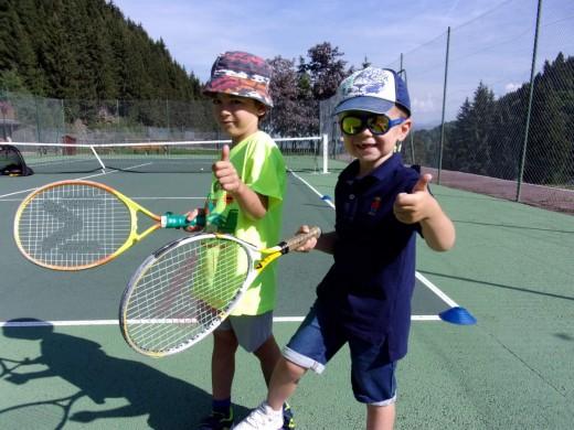 Stage Mini Tennis Méribel...